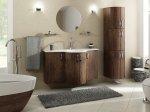 Badezimmerschränke als eine interessante Option wenn es sich um die Möbel für Badezimmern handelt