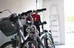 Bequemer und efektvoller Rad ist in der Stadt besonders erforderlich